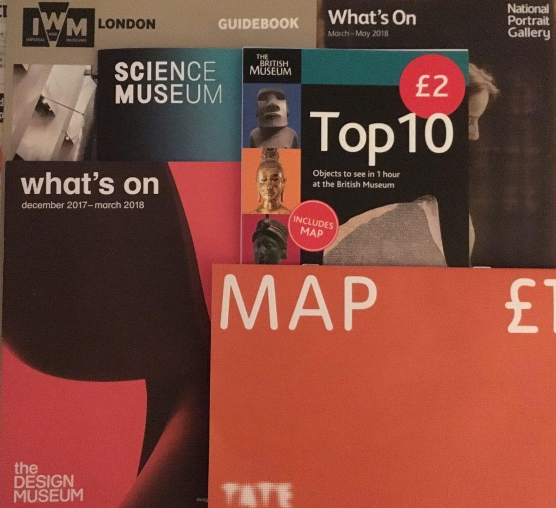 London Museum Marathon